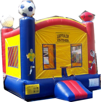 Character Sports Arena Moonwalk $134.95